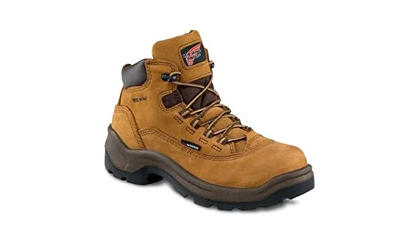 first rate exclusive deals cheapest Amazon.com: RED WING 2237 WOMENS 5-INCH WORK BOOT (STEEL TOE ...