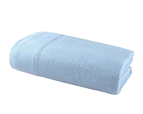 Seraglio Flannel Flat Sheet 100% Brushed Cotton 1 Bottom Sheet - Flat Flannel Sheet