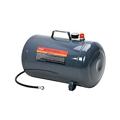 Pro-Lift W-1010A Grey Air Tank - 10 Gallon Capacity