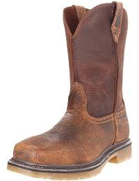 Men's Rambler Pull-on Steel Toe Work Boot