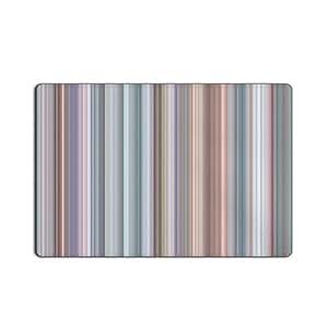 libaoge Floor Mat Rainbow Color rayas verticales antideslizante alfombra Alfombras Alfombra entrada Felpudo