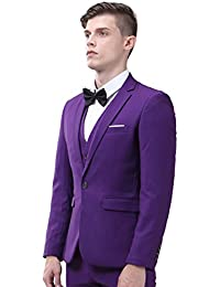 Amazon.com: Purples - Suits / Suits & Sport Coats: Clothing, Shoes ...