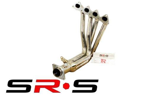 (SRS Acura Integra GSR B18C JDM Stainless Steel Race Header T-304 SR*S Tuning 1994-2001)
