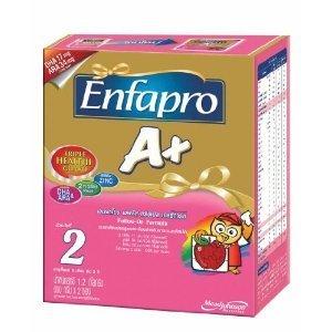 Enfapro un Plus leche en polvo Triple Healthi guardia 600 g.