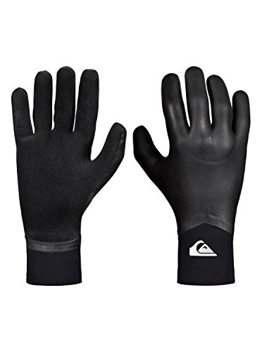 Quiksilver Mens 2Mm Highline Series Neogoo - Wetsuit Gloves Wetsuit Gloves Black (Highline Series)