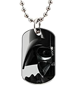 Star Wars - Darth Vader Customized Dog Tag Pet Tags Dogtag Necklace Charm Unique Gift