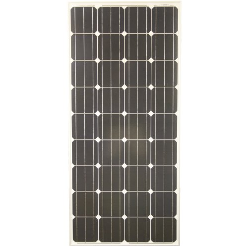 Grape Solar GS-S-160-Fab8 Monocrystalline PV Panel, 160-watt