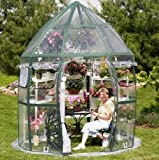 Pop Up Portable Greenhouse Dome - Conservatory FHCV900