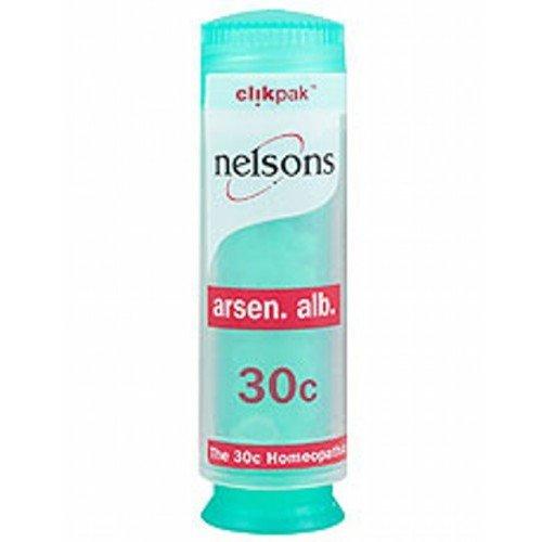 (4 PACK) - Nelsons - Arsen Alb 30c | 84's | 4 PACK BUNDLE