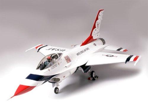 タミヤ 1/32 エアークラフトシリーズ No.16 アメリカ空軍 F-16C サンダーバーズ プラモデル 60316