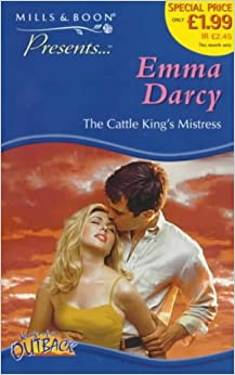 Book The Cattle King's Mistress (Presents)