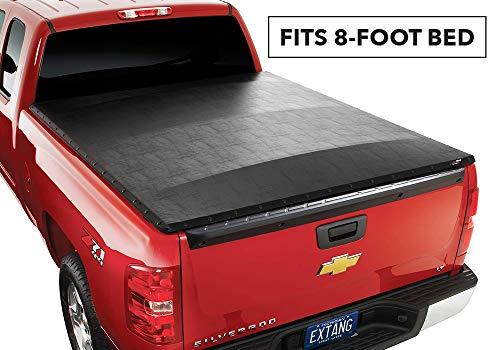 - Extang Full Tilt Truck Bed Tonneau Cover | 8455 | fits Chevy/GMC Silverado/Sierra 1500 (8 ft) 2014-18, 2500/3500HD - 2015-18, 2019 Silverado 1500 Legacy & 2019 Sierra 1500 Limited