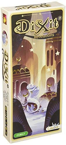 Dixit: Revelations Board Game (6 Players)