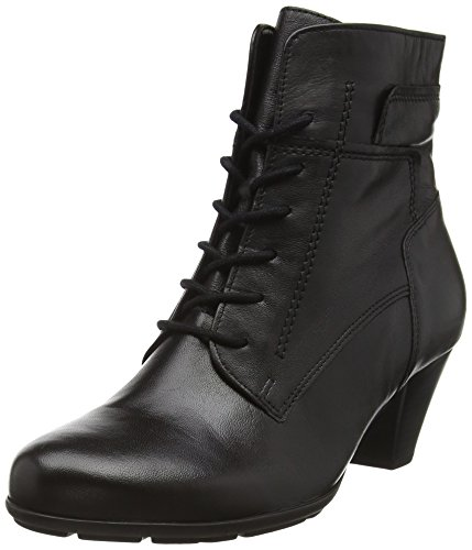 Black Women's Boots Ankle Lounge Gabor 4UwqnHw