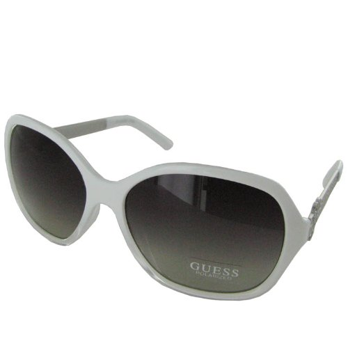 Guess Womens Polarized Butterfly Sunglasses