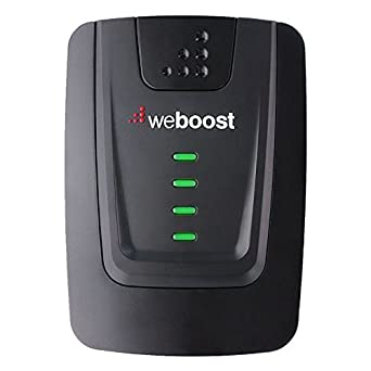 Ideal for 1,500-Square-Foot Area weBoost Home 4G Cell Phone Signal Booster for Home and Office Renewed - 1 Year Manufacturer Warranty