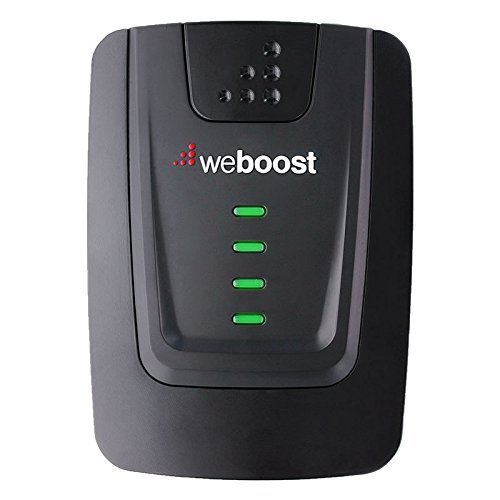 weBoost Connect 4G Cell Phone Signal Booster for Home and Office – Enhance Your Signal up to 32x. Can Cover up to 5000 sq ft or Medium Home (Certified Refurbished) - 1 Year Manufacturer Warranty