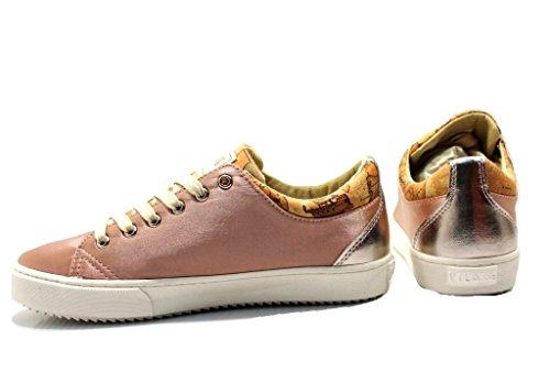 Casual Cipria Tortora MARTINI Sneakers 1a 00092 Cipria P3A4 ALVIERO e Donna Classe 0vXgnq8w