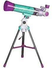 Educational Insights 5351 Nancy B's Science Club Moonscope & Sky Gazers Activity Journal