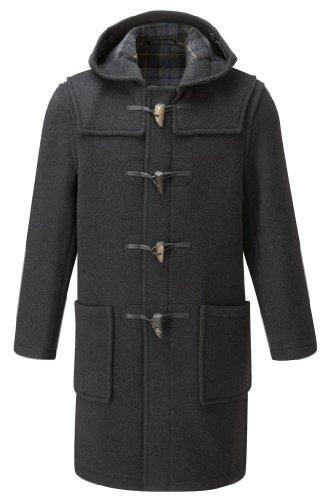 Original Montgomery Duffle Coat Homme Charbon