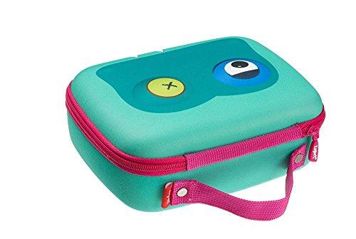 ZIPIT Beast Lunch Box, Light Blue Photo #4