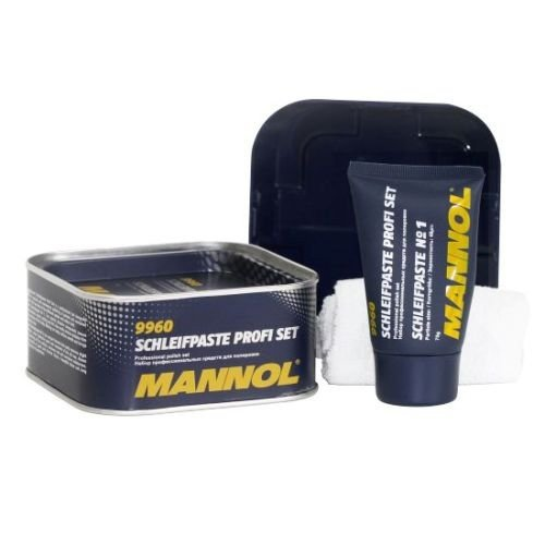 MANNOL Schleifpaste Profi Set 400g 89645800040