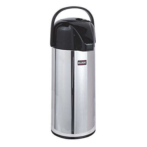 28696.0006 Zojirushi 2.2 Liter Glass Lined Push Button Airpot By TableTop King by TableTop King