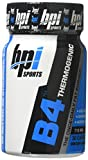BPI Sports B4 The Once-Daily Fat Burner 710 mg, 3 Count