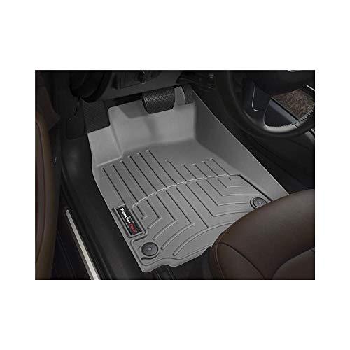 WeatherTech Custom Fit Front FloorLiner for Chrysler 300/300C, Grey ()