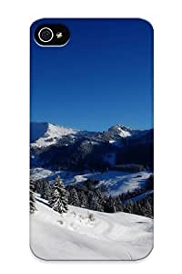 New Fashionable Runandjump Kbk33iGeJd Cover Case Specially Made For Iphone 4/4s(winternow )