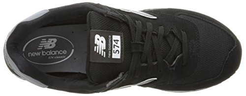 ML574 New Grey Balance Men's Black pxwYzE0qF