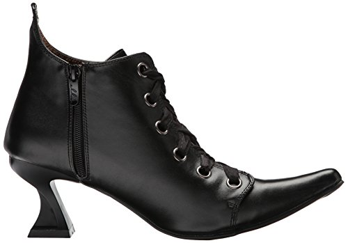 Ellie Shoes Womens 301-abigail Enkellaarsje Zwart