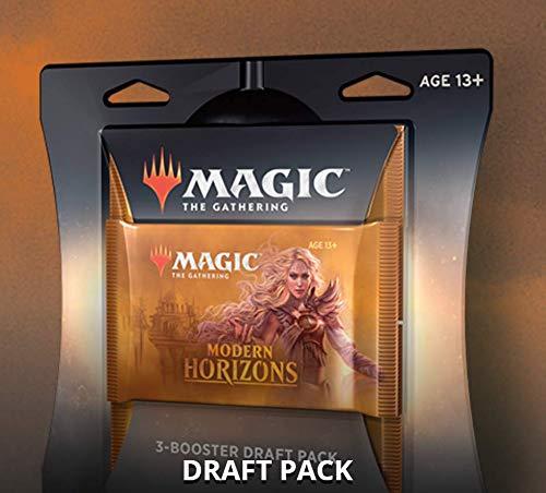 (Magic The Gathering Modern Horizons Single Draft Pack )