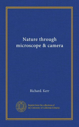 Nature through microscope & camera