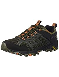 Merrell Men's Moab FST 2 Wp Athletic Shoe