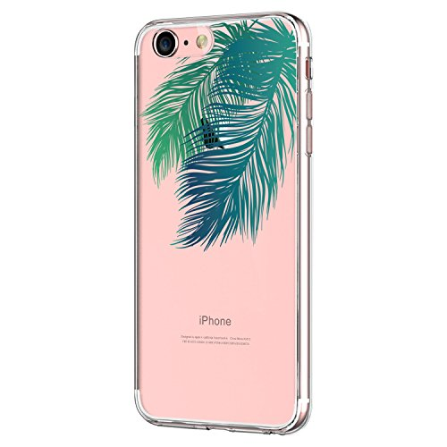 Price comparison product image Beryerbi iPhone 6/6s Plus Case Slim-Fit Soft TPU [Drop Protection/Shock Absorption] Protective Cover For iPhone 6/6s (4, iPhone 6/6s)
