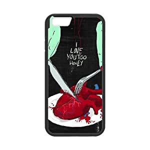 iPhone 6 Plus Case Zombies For Men Black Yearinspace170399