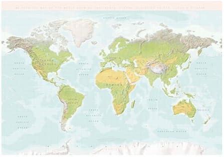 Cartina Mondo Ikea.Ikea Bjorksta Premiar Pianeta Mappa Del Mondo Bjorksta 803 291 21 Picture Only Amazon It Casa E Cucina