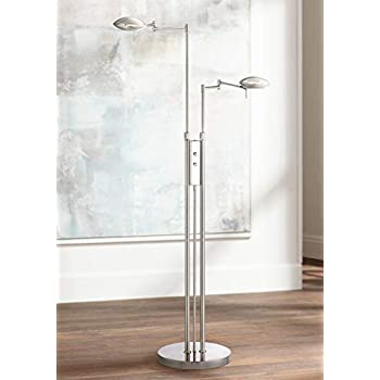 Journey Modern Pharmacy Floor Lamp Led Adjustable Swing