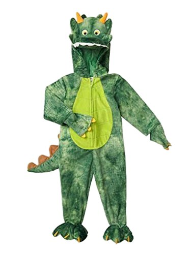 Infant & Toddler Boys Plush Dinosaur Dragon Costume Halloween Jumpsuit (Koala Kids Dragon Costume)
