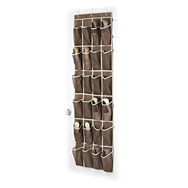 Whitmor Over The Door Shoe Organizer, Java