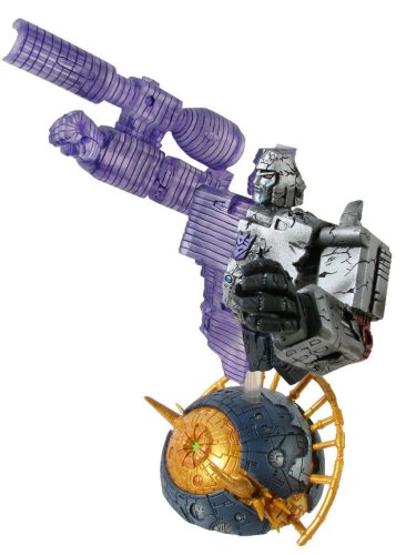 Transformers: Megatron Online Exclusive 'Reformatted' Variant Bust ()