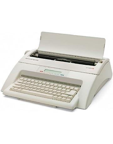 Olympia 252661001 Carrera de luxe MD Máquina de escribir, tamano de letras 10-15