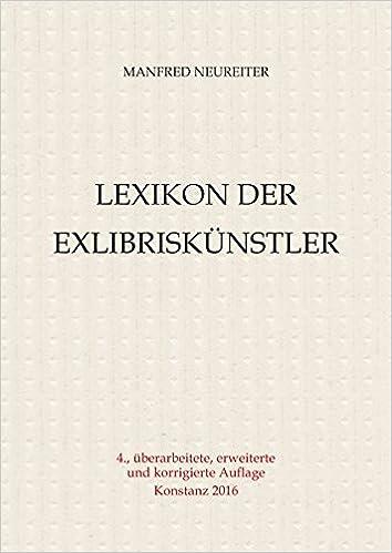 Lexikon der Exlibriskünstler