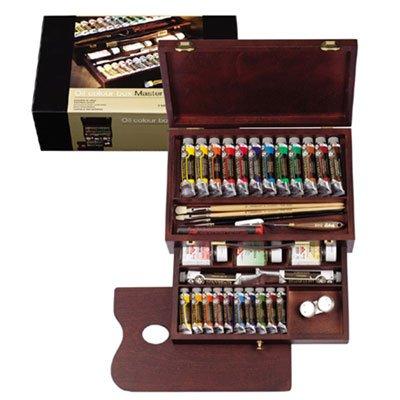 レンブラント 新ラグジュアリーボックス 油絵具 24色セット   B0061J2VDI