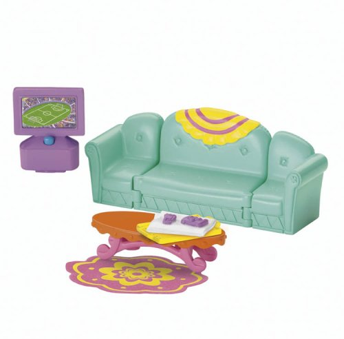Magical Welcome House (Fisher-Price Dora the Explorer-Dora Magical Welcome House-Living Room)