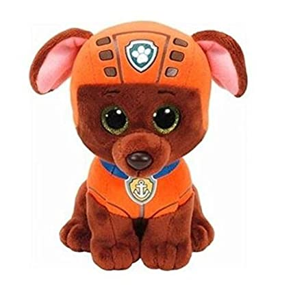 Image Unavailable. Image not available for. Color  Ty Paw Patrol - Zuma  Labrador Plush 902d0f9e74a