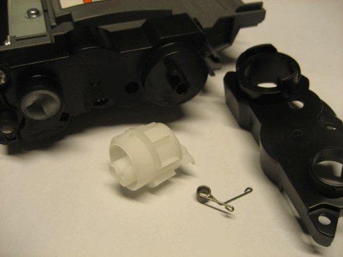 Reset Gear KIT (3 pcs) Brother TN-450 TN450 (TN-420, TN420) for Starter Cartridge, Office Central