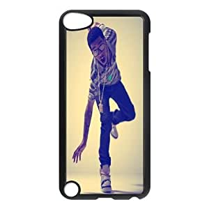 DIY Kid Cudi Ipod Touch 5 Phone Case, Kid Cudi Customized Hard Back Case for iPod Touch5 at Lzzcase
