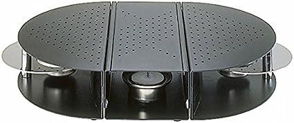 Coghlans F/ür Lagerfeuer Toaster Gusseisen Silber metallisch Cast Iron